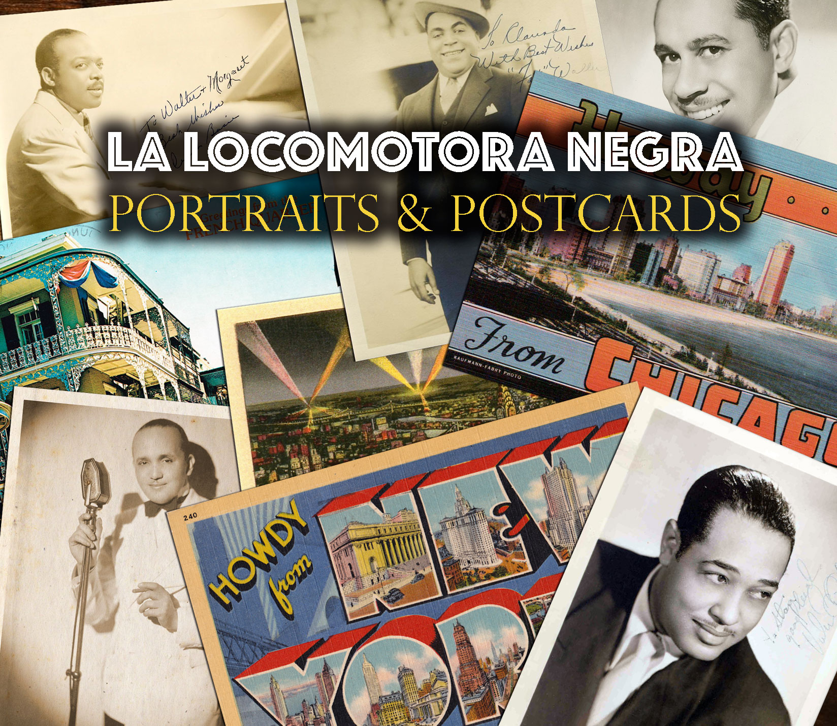 Portraits & Postcards