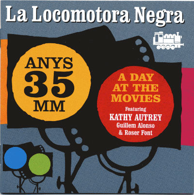 35 anys, 35mm. A day at the movies