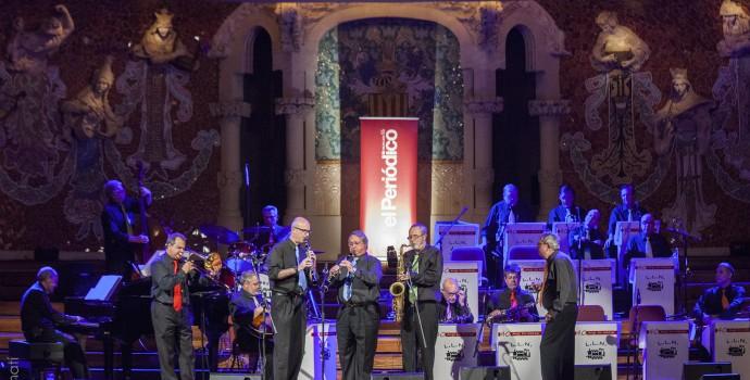 Concert al Palau 19/06/2015, crònica des d'un faristol.