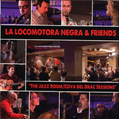 The Jazz Room / Cova del Drac Sessions