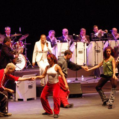 Concert per balladors a l'Aliança del Poble Nou